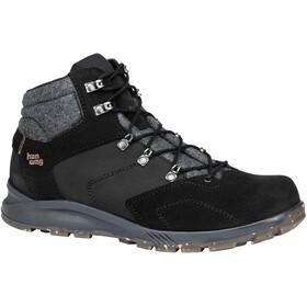 Hanwag Araio GTX Middelhoge Boots Heren, black/asphalt
